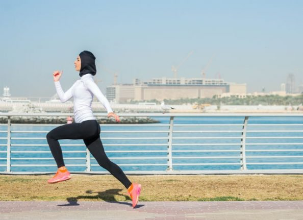 Outcry and threats in France force sports giant Decathlon to scrap runners' hijab