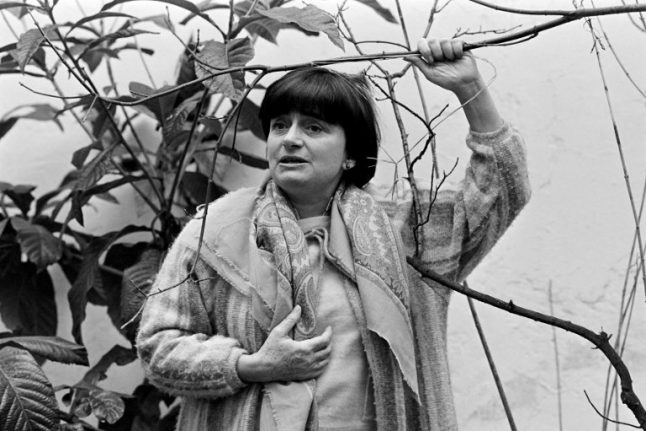 Legendary French New Wave film director Agnes Varda dies at the age of 90