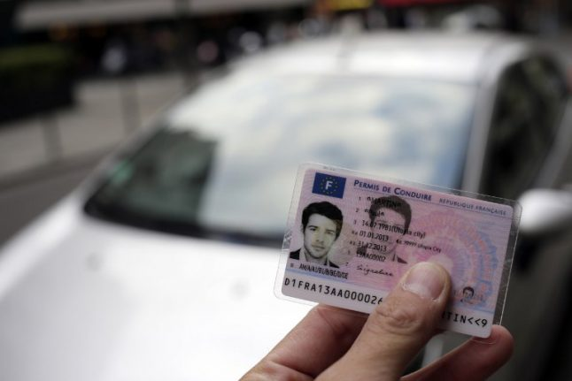 Tell us about your problems getting a French driving licence