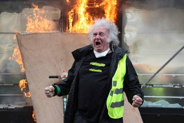'War is declared': 'Yellow vests' plan protests in nine French cities and a blockade of ports