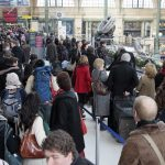 Eurostar passengers face five-hour queues in Paris as French customs protest rumbles on