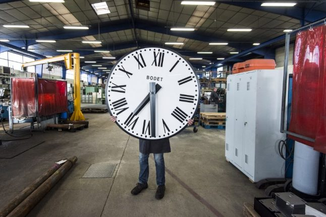 Forever summer: French vote overwhelmingly to scrap changing of the clocks