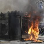'They burned my kiosk for fun': Fund launched for Champs-Elysées newspaper sellers