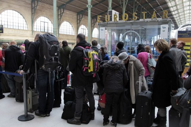 'Abuse of power': Eurostar passengers left furious by French customs protest