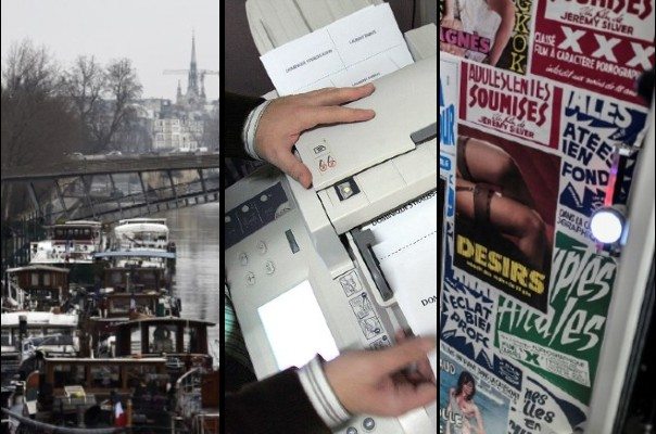 From pornography to photocopying: A look at France's most unusual taxes