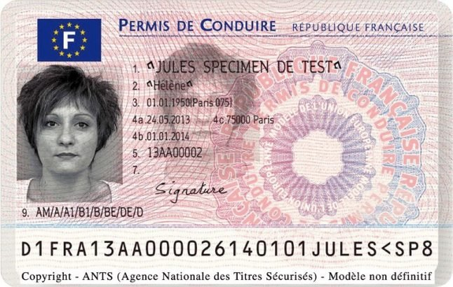 Confusion and concern after France stops exchange of driving licences until after Brexit
