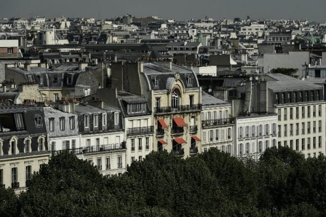 Paris property prices soar to highest levels ever