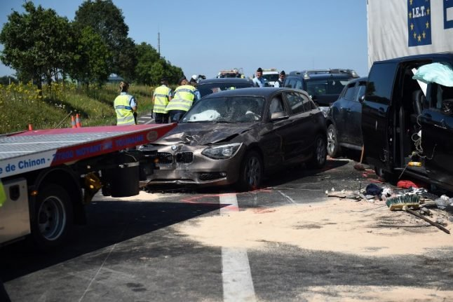 What's behind the steep rise in road deaths in France?