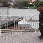 Memorial damage at Strasbourg's Old Synagogue an 'accident'