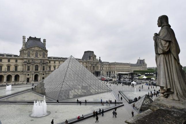 New Paris exhibition uncovers trove of looted Nazi art in Louvre