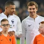 Parents banned from naming child after France's World Cup stars
