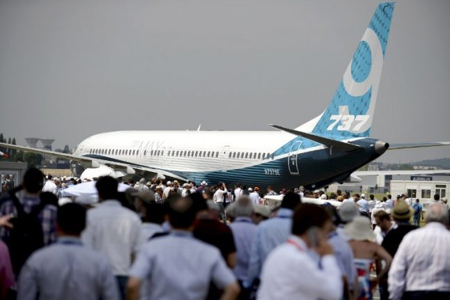 France closes its airspace to Boeing 737 MAX planes after Ethiopian Airlines crash