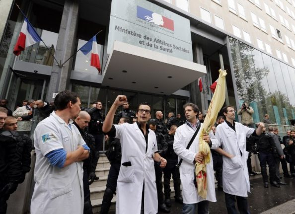 EXPLAINED: The 'absurd slaughterhouse' that leaves France with a shortage of doctors