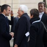 'We owe it to our people': French president calls for reconciliation with Italy