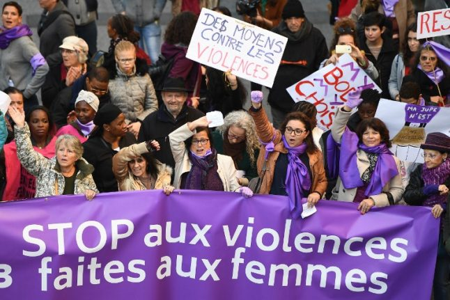 The shocking figures that show the fight for women's rights in France is far from over