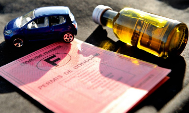 What you risk if you drink and drive in France