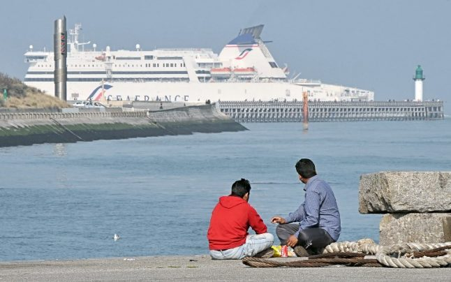 France jails alleged migrant ringleader for boarding ferry in Calais