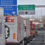 'We're not ready for Brexit': French customs officers' protest hits Calais and Eurostar