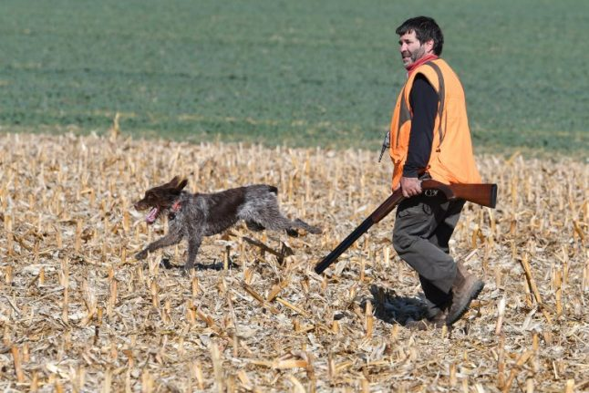 France introduces new law to protect homeowners from hunters invading their gardens