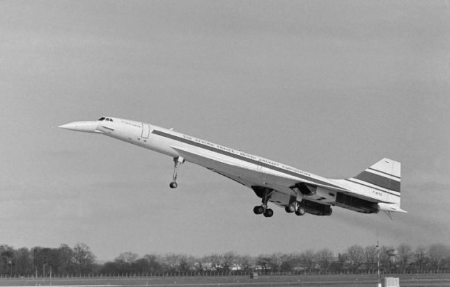 VIDEO: When Concorde first took to the skies above France 50 years ago