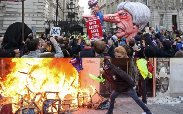 ANALYSIS: Brexit vs Gilets Jaunes – is Britain or France in the greater crisis?