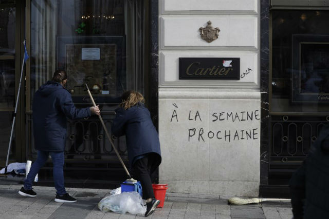 'What were the police doing?': French government faces criticism
