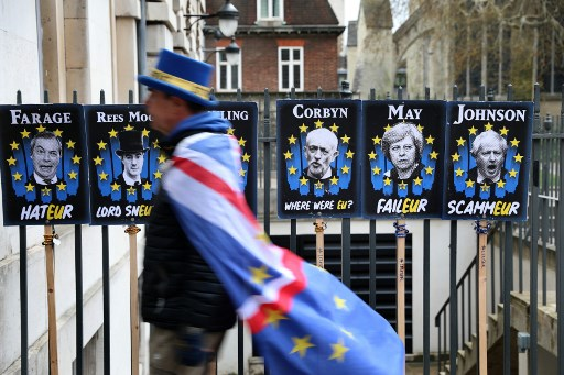 Brits in France told to 'prepare for the worst' over Brexit