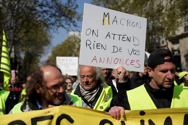 French president to unveil long-awaited response to 'yellow vest' complaints