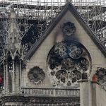 Notre-Dame LATEST: Cathedral structure shows signs of 'some weaknesses'