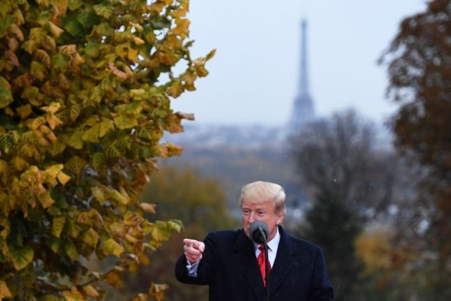 Trump to return to France to commemorate 75th anniversary of Normandy landings