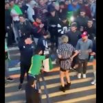 Crowd attack on French transgender woman sparks outrage