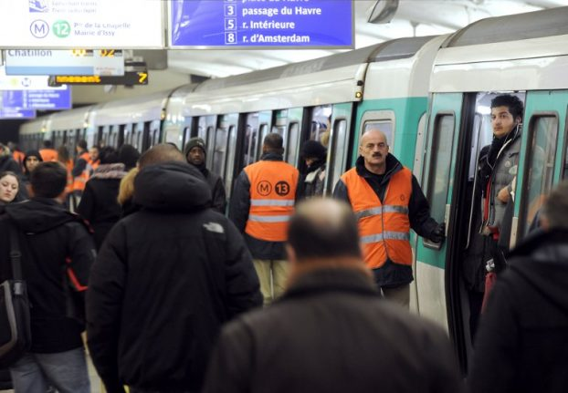 Paris Metro to trial all-night opening to boost city's night life