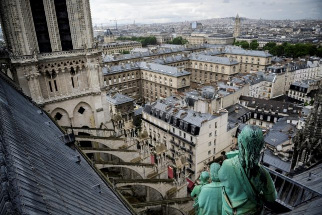 'It was bound to happen': Notre-Dame cathedral was beloved but long neglected