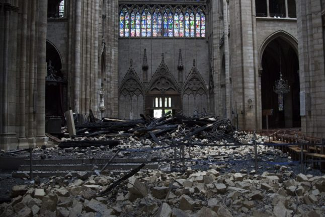 Donations pour in from around world as Notre-Dame fund reaches €700m in 24 hours
