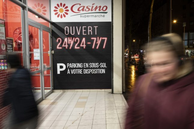 Amazon and Casino to roll out grocery delivery service across France