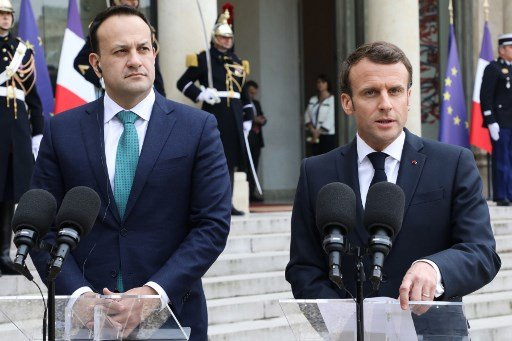 EU cannot be 'held hostage' to Brexit crisis: Macron