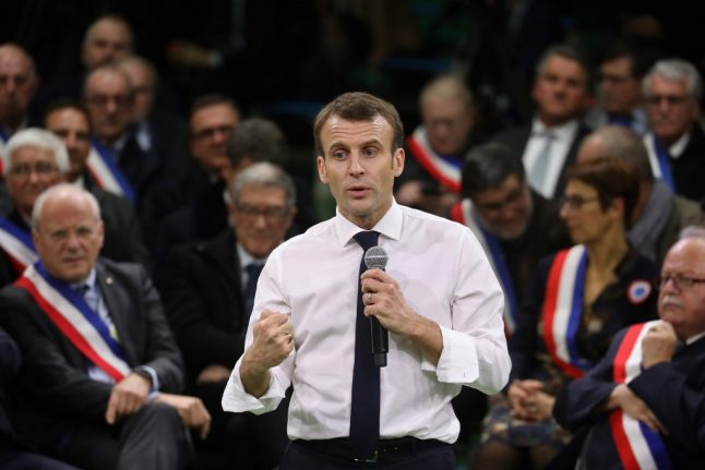 What are France's biggest gripes? Country awaits results of Macron's 'Great National Debate'