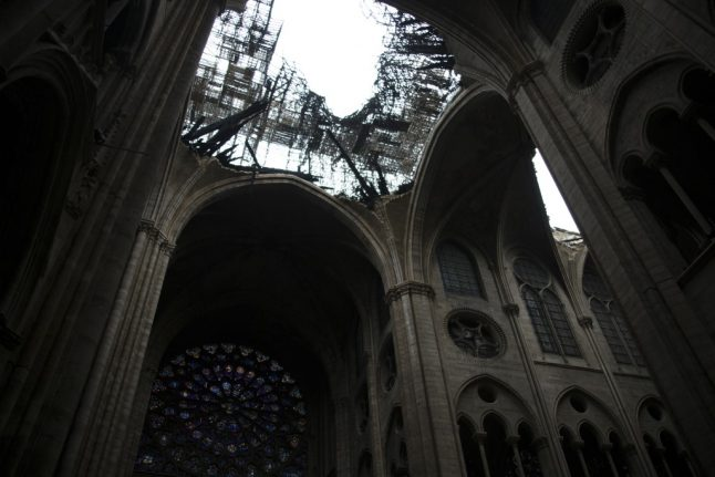 Can Notre-Dame really be rebuilt in time for the 2024 Paris Olympics?
