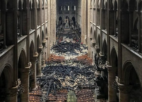 Will Notre-Dame's multi-million euro restoration be covered by insurance?