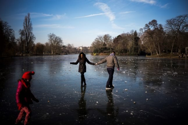 Weekend weather: Wintry blast to bring icy temperatures back to France