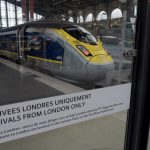 Eurostar latest: Trains delayed at 'exceptionally busy' Paris station