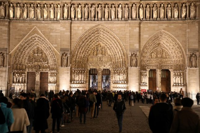 Share your memories: Tell us what Notre-Dame cathedral means to you