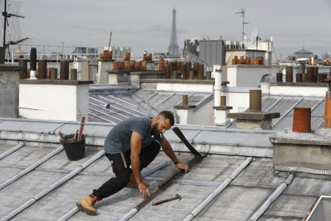 Record number of jobs will be on offer in France in 2019