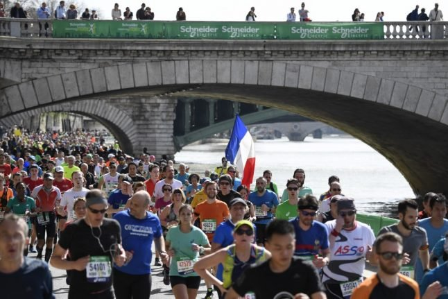 What you need to know about the 2019 Paris marathon