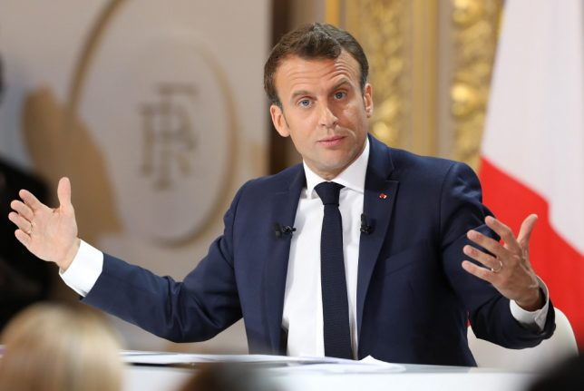 Fifteen million people in France 'will benefit from Macron's tax cuts'