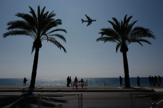 French Riviera looks forward to rain as record dry spell finally set to break
