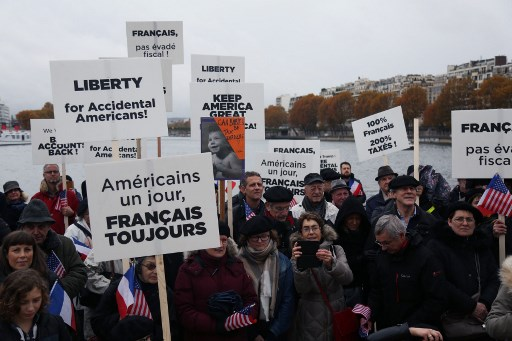 Who are France's 'accidental Americans' and why are they suing big banks?