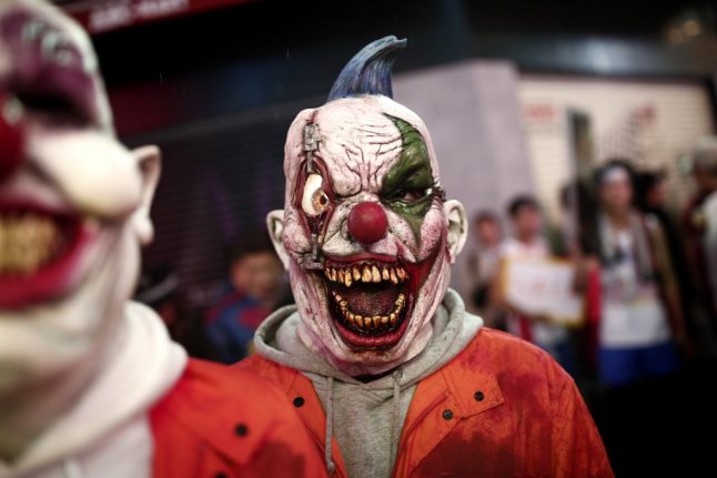 Why a French drug dealer in a clown mask set up an online raffle