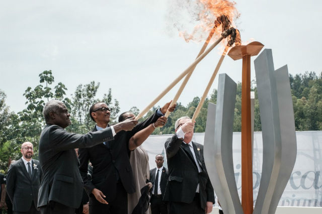Macron proposes day of commemoration for Rwanda genocide