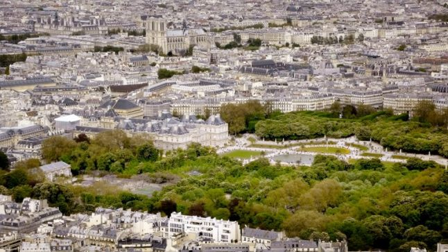 Paris average rent tops €1,000 - and that's just for a studio apartment